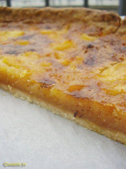 tarte à l'ananas (soul food)