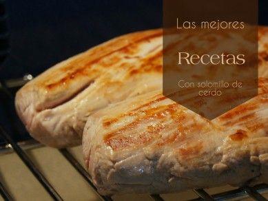 recetas de solomillo de cerdo