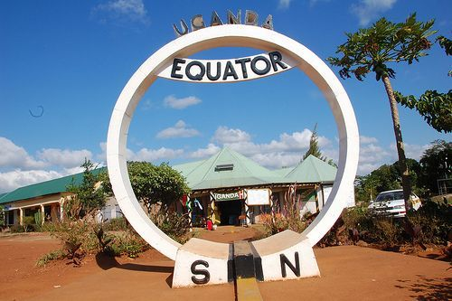 the equator location information details