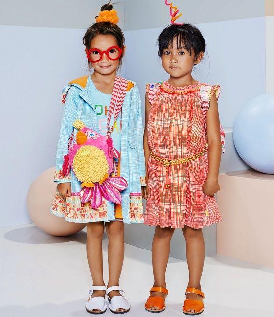 Mochilas infantiles, bolsos niñas y carteras de Oilily - Mamidecora.com
