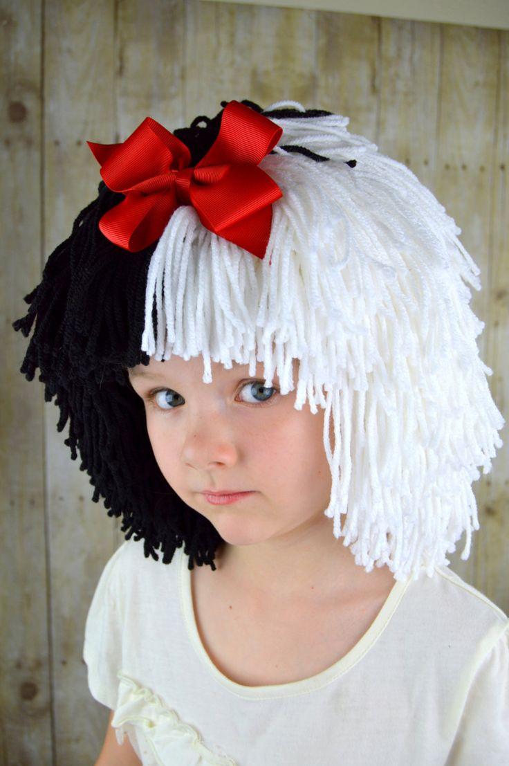 Best 25+ Cruella deville wig ideas on Pinterest | Cruella deville ...
