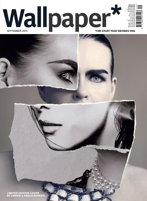 Wallpaper* magazine, issue September 2013 – editorial design | Magazine Cover: Graphic Design, Typography, Photography |