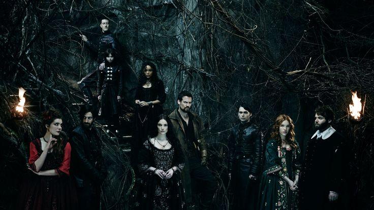 latest (1920×1080) Cast of Salem. Season 3