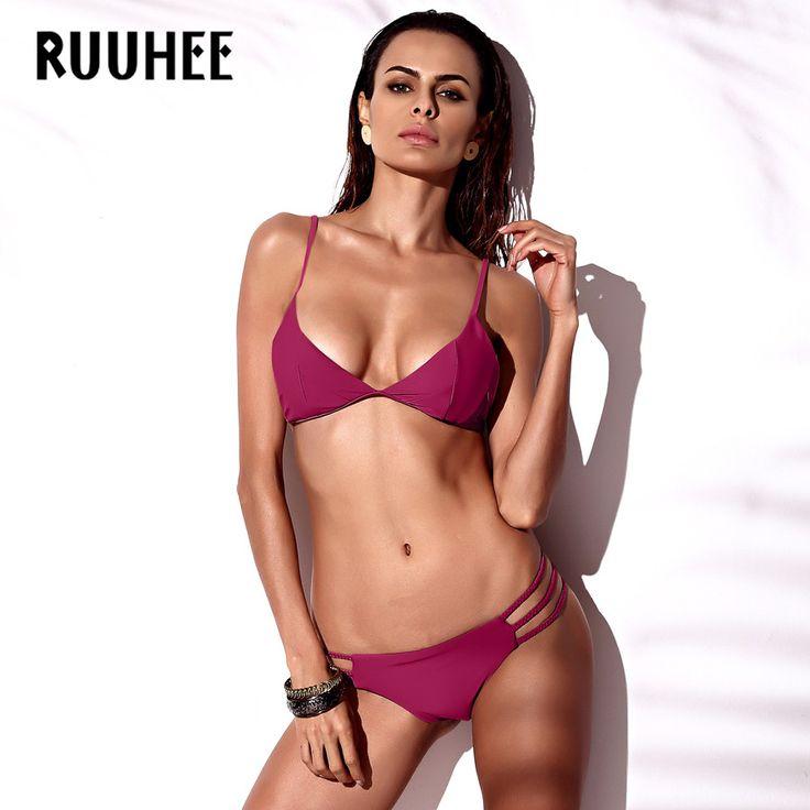 Bandage Brazilian Push up Bikini