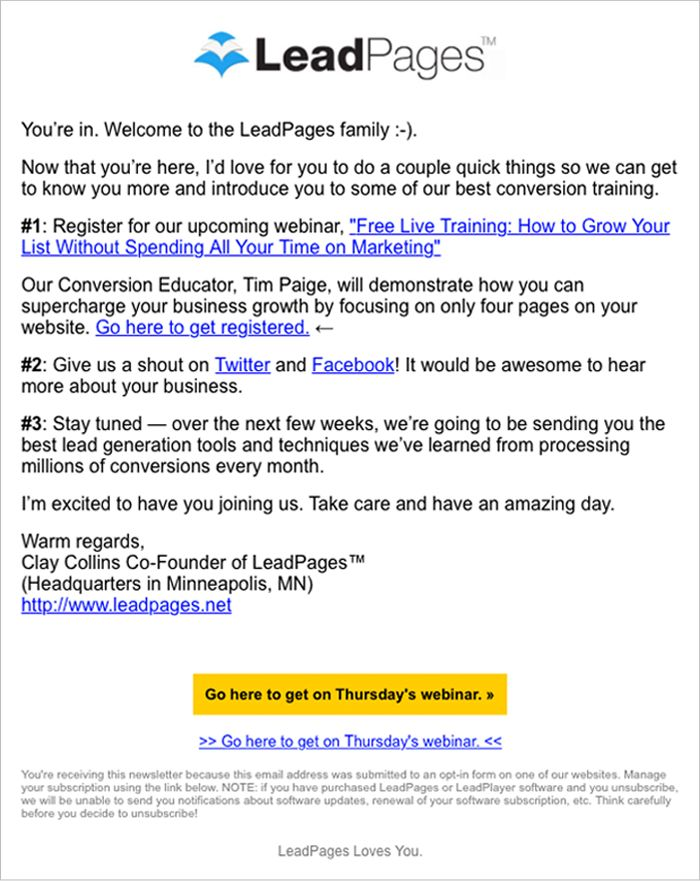 8 best Welcome Emails images on Pinterest Welcome emails, Email - campaign speech example template