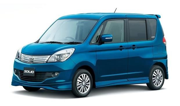 Suzuki : un premier véhicule hybride en approche