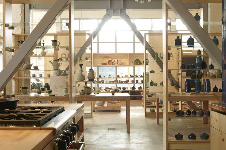 Commune | Portfolio | Heath Ceramics San Francisco