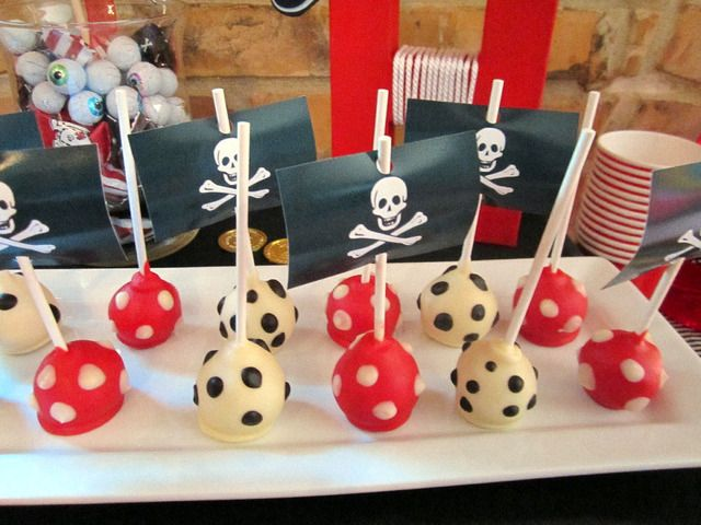 "Arrrrgh...Pirates! / Birthday ""Hudson's Pirate Party!"" 