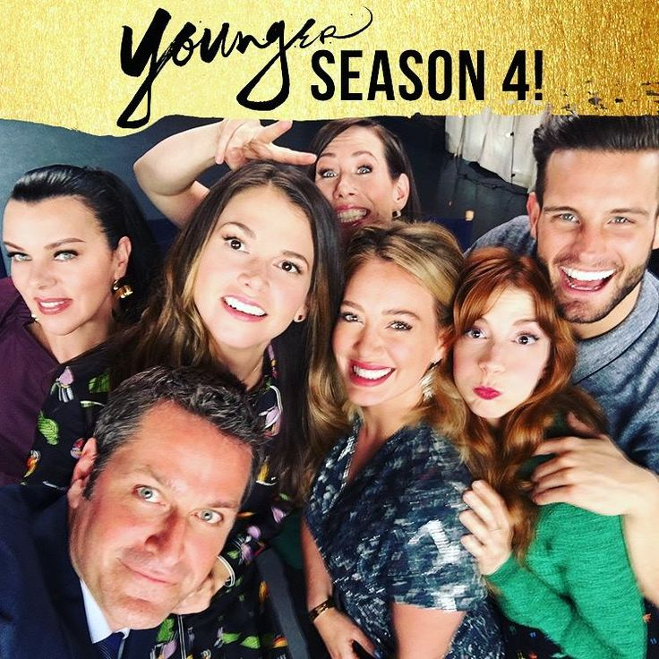 SEASON 3 PREMIERES SEPTEMBER 28 10/9C AND WE'VE BEEN PICKED UP FOR SEASON 4! Need to catch up? Seasons 1 & 2 are now available on demand and on the TV Land app: http://www.tvland.com/shows/younger/watch-younger-now