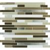 Glass/Metal Mosaic Tile $14/sq. ft.: Glassmet Mosaics, Glasses Met Mosaics, Mosaic Tiles, Mosaics Tile, Tile 14 Sq