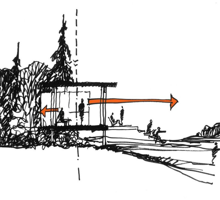 Olson Kundig Architects - Projects - Fallingwater Cabin Design Competition