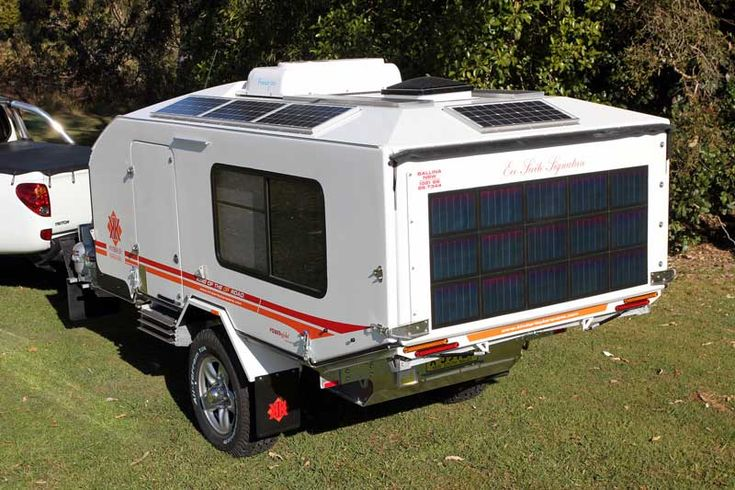 Off Road Caravan Kimberley Eco Suite Bug Out Trailers
