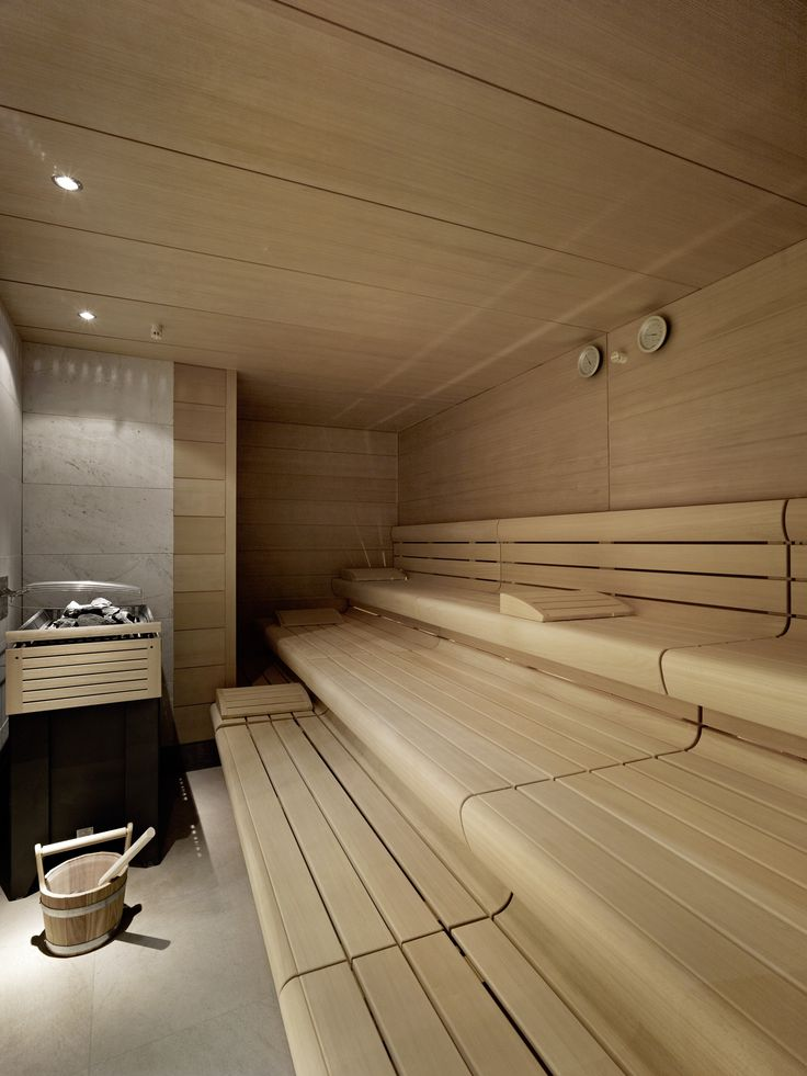 Sauna Credit: Gregor Titze
