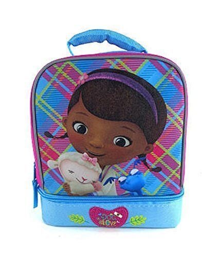 Peppa Pig Large 16 Backpack Book Bag Lunch Box  Plush Doll Set by Bag2School -- To view further for this item, visit the image link.
