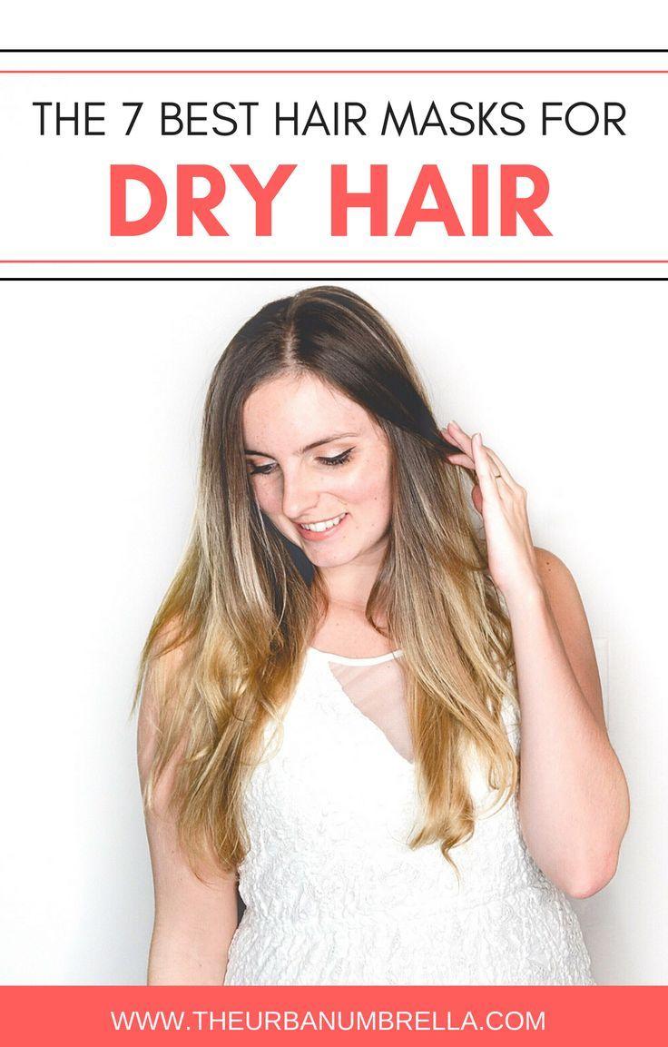 7 Hair Masks for Dry Damaged Hair