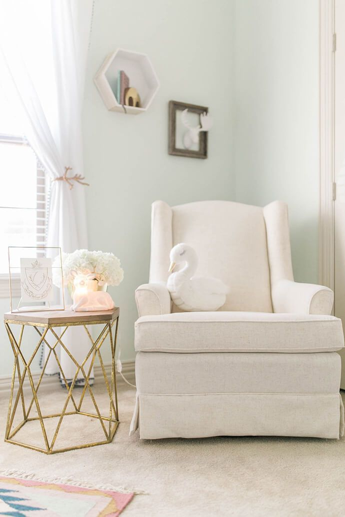 246 Best Images About Baby Girl Nursery Ideas On Pinterest