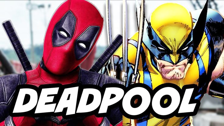 Deadpool Golden Globes Trailer and Wolverine Logan Future Crossover Expl...