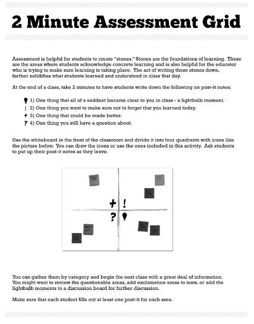 56 best Reflection Tools - Assessment as Learning images on - speaker evaluation form