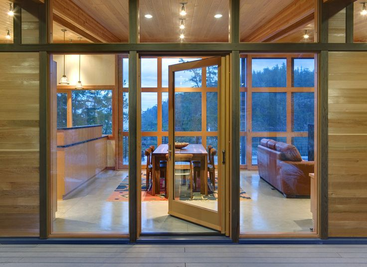 Gallery of Cortes Island Residence / Balance Associates Architects - 5