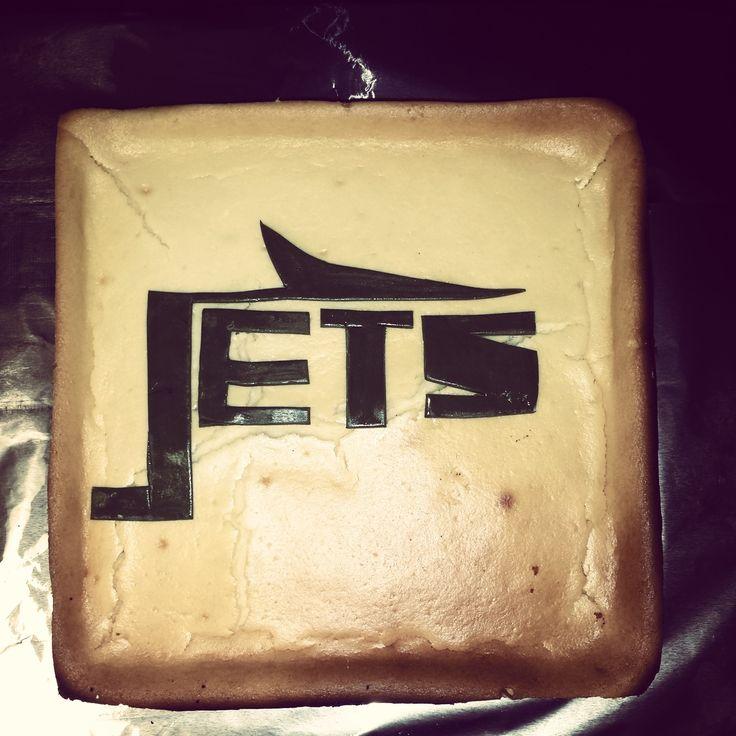 Jets Cheesecake