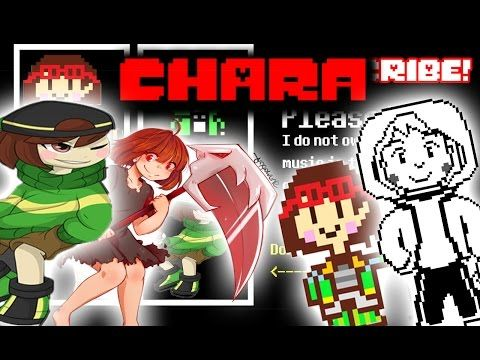 Chara's Theme (FANMADE) In Other AUs Part 2 [INTERACTIVE!] - YouTube