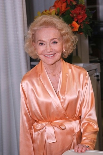 Creator Agnes Nixon of All My Children & One Life to Live. <3