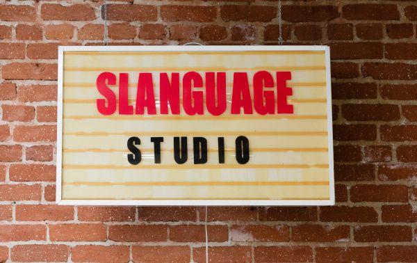 LAXART Educational Lab featuring Slanguage