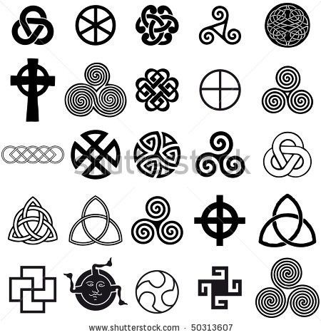 celtic symbols                                                                                                                                                     Plus