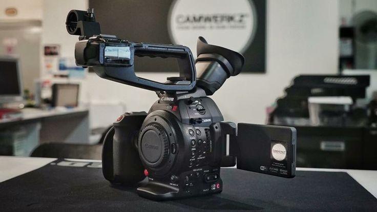 Canon C100 Mk2 improved image quality.