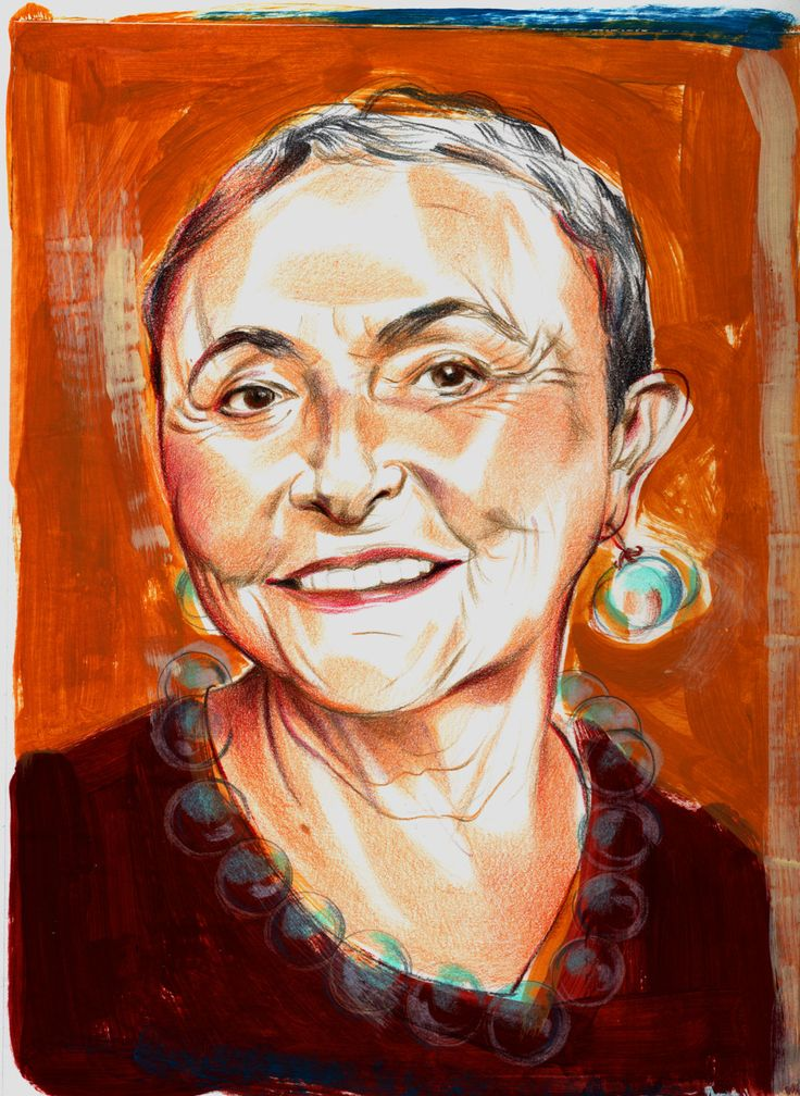 What is Insight Meditation teacher Sylvia Boorstein's guilty pleasure? Her favorite virtue? #Meditation #Buddhism #Inspiring #Art #Portrait #GuiltyPleasure