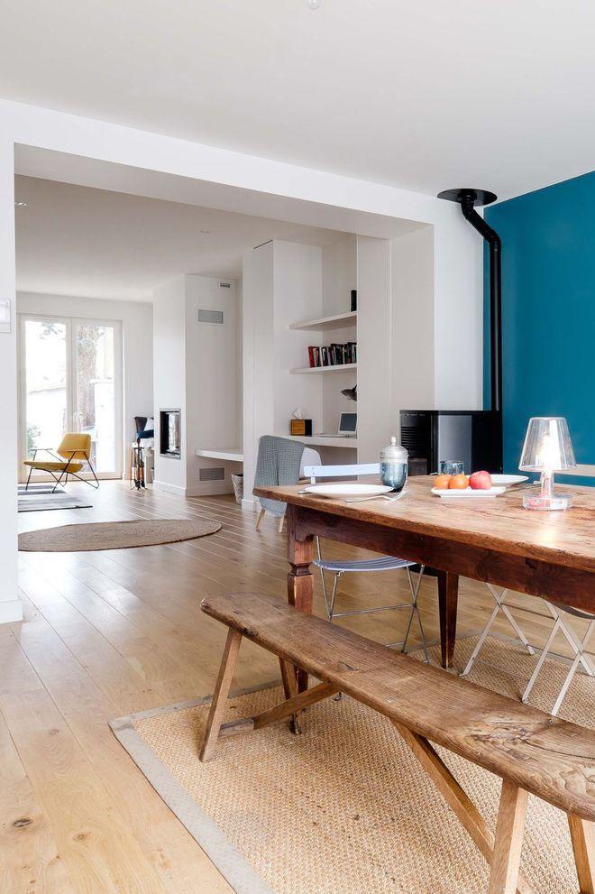Maison Lyon Montchat à la fois lumineuse et cosy Pinterest