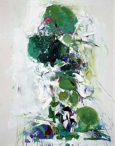 Joan Mitchell Untitled 1967-68 (US Abstract Expressionist painter) | Flickr - Photo Sharing!
