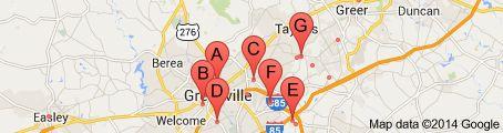 yoga in greenville sc - Google Search