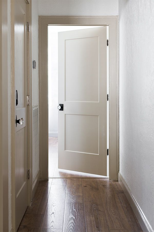 A Guide To Updating Your Doors And Hardware Farmhouse Interior Doors Doors Interior Interior Door Styles