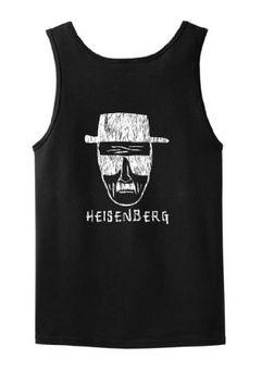 Breaking Bad T-Shirts for Women Heisenberg Tank Top