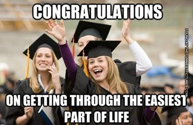 Inspirational & Funny High School Graduation Quotes