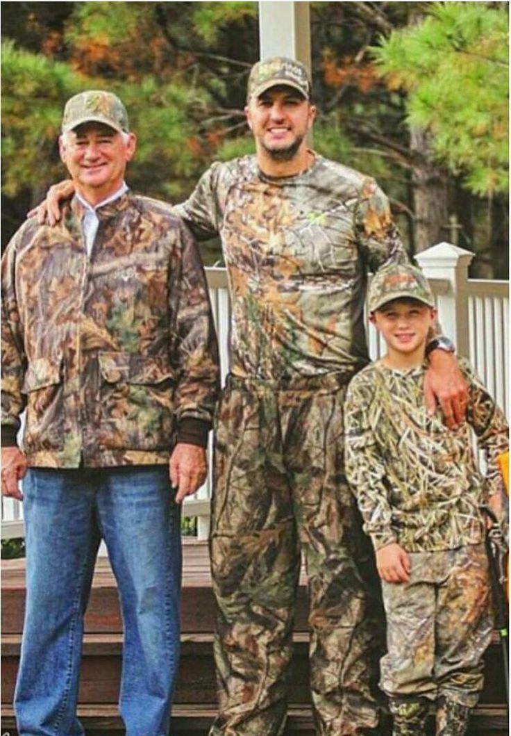 Luke Bryan - His Father & Son Bo