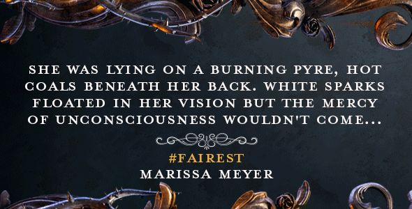 Quote from FAIREST by Marissa Meyer   Book Quotes (YA ...