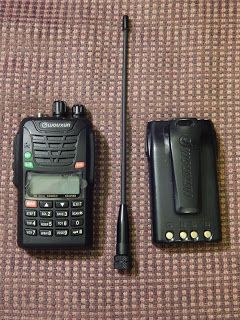 How to hook your handheld Ham Radio into your car battery and external antennae