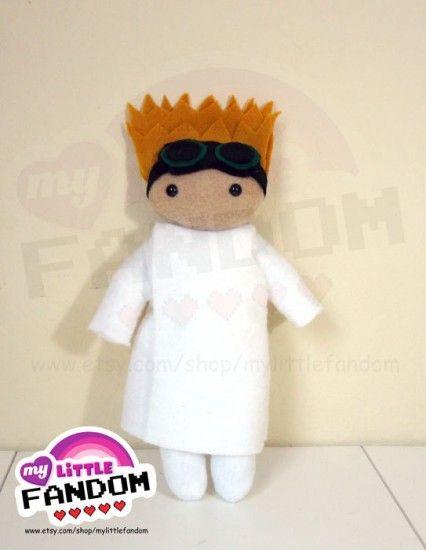 Dr. Horrible Plushie!!!: Christmas Presents, Dr. Horrible, Doctors Horrible, Felt Dr., Joshwhedon Drhorribl, Horrible Dolls, Cutest Dr., Horrible Plushies, Plush Dolls