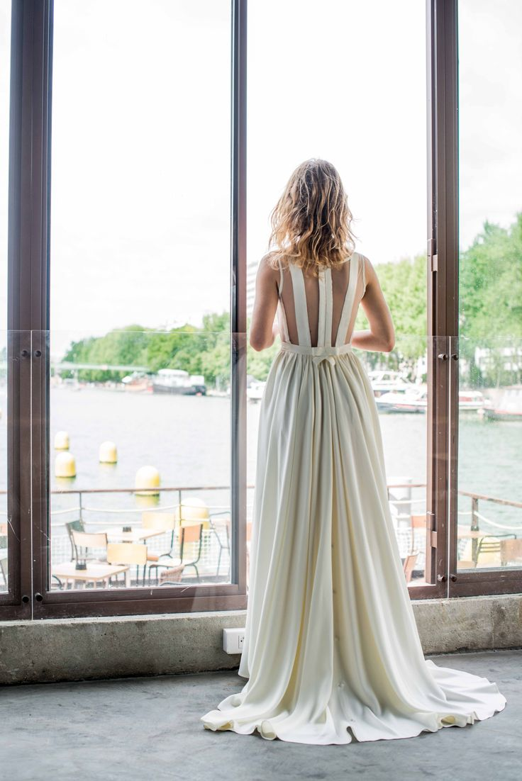 Mademoiselle de Guise   Collection 2016 Robe Gabriela Photo : Ce Jour-Là…