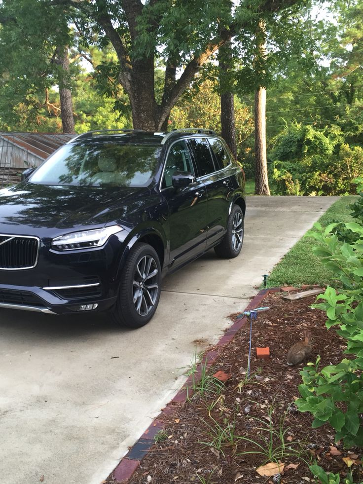 2016 Volvo XC90 Magic Blue Mettalic