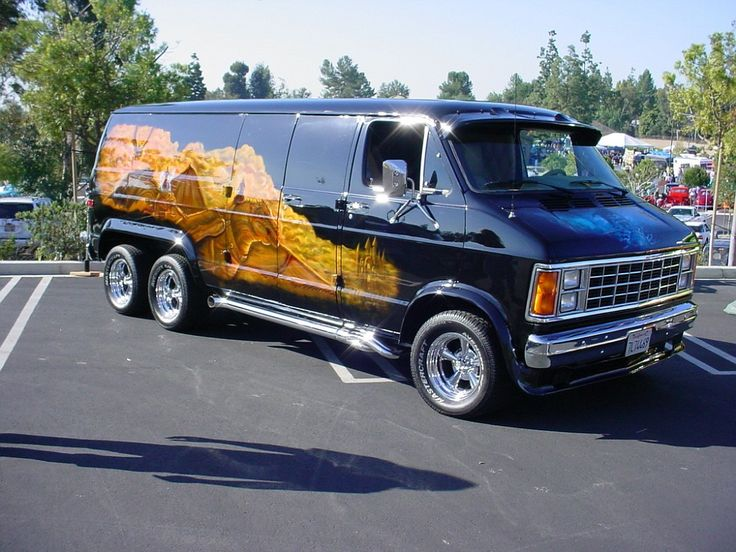 190 Best Conversion Van Images On Pinterest