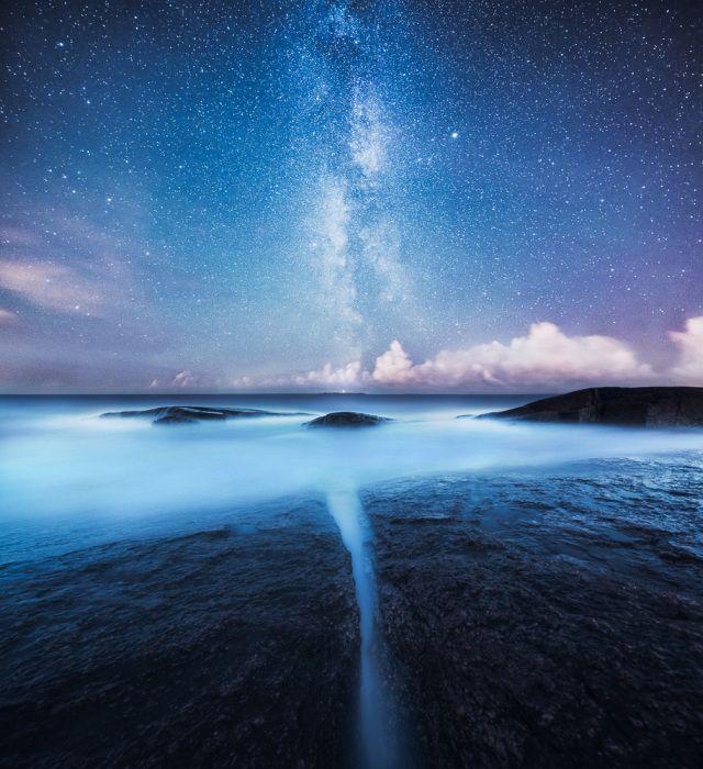 Vinkkejä tähtikuvaukseen