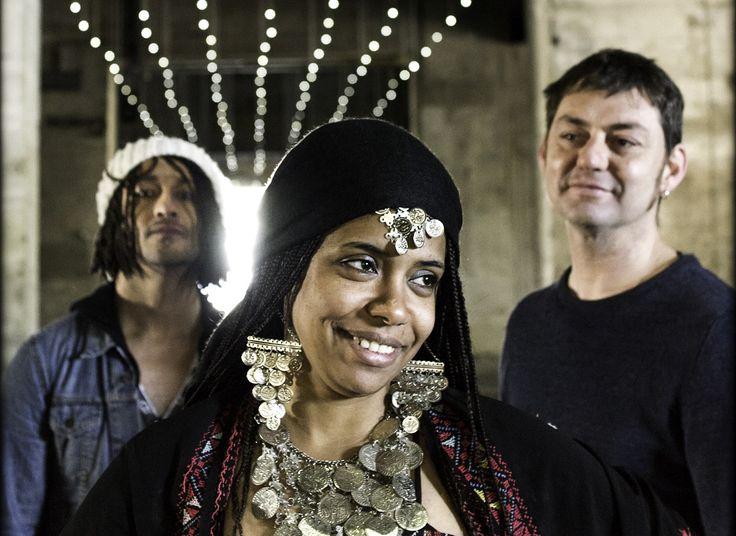 Orange Blossom,un groupe français qui mélange les influences, unstyle qui se situe entre la musique électronique et la world music