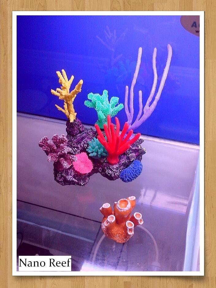 Nano akvaryumlar için yeni ''NaNo Reef ''   modelimiz.  Aquaplazmada...