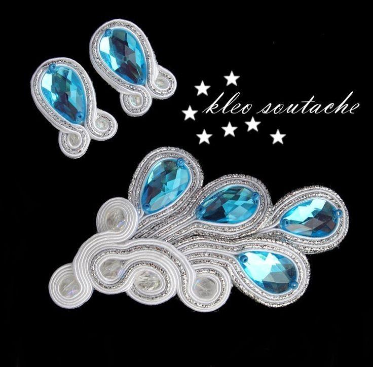Sutasz Kleo /Soutache jewellery: KATERINA TURKUS