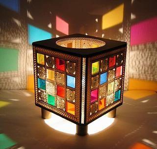 Luminaires en carton