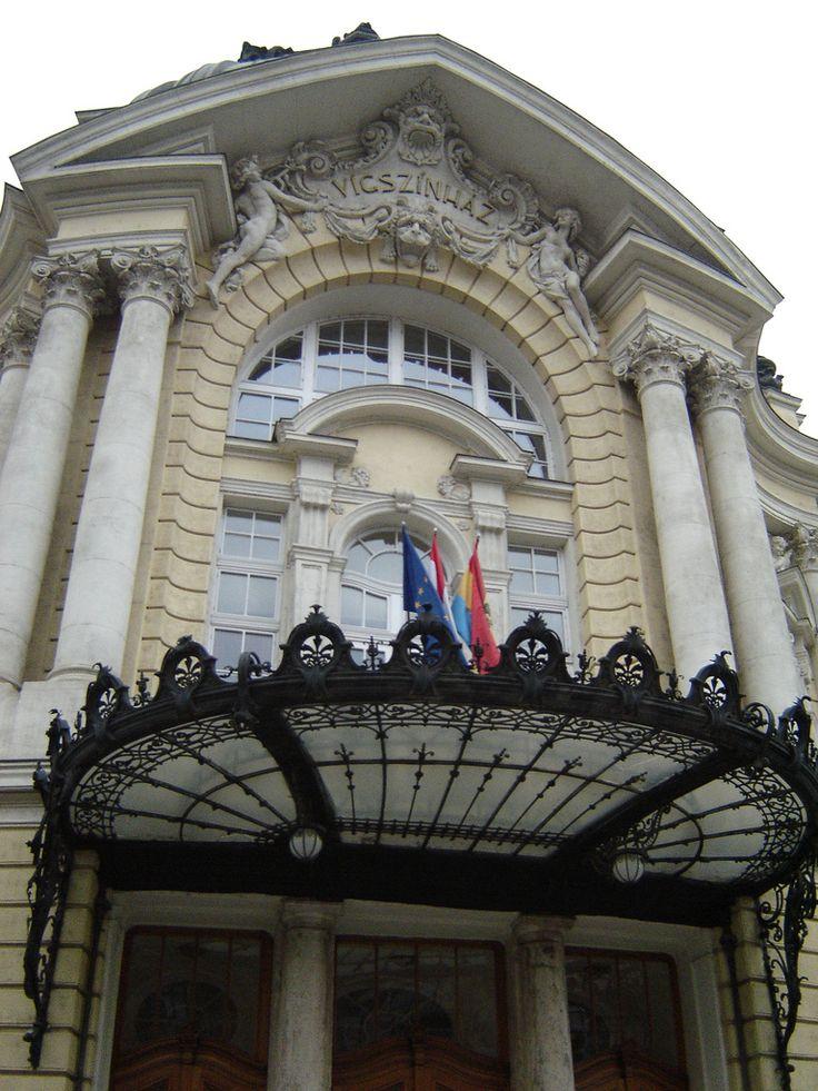 The Vígszínház – Comedy Theatre of Budapest