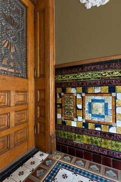 Victorian Heirloom traditional entry